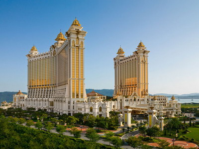 Galaxy Resorts and Casino Macau, Phase 1& Phase 2