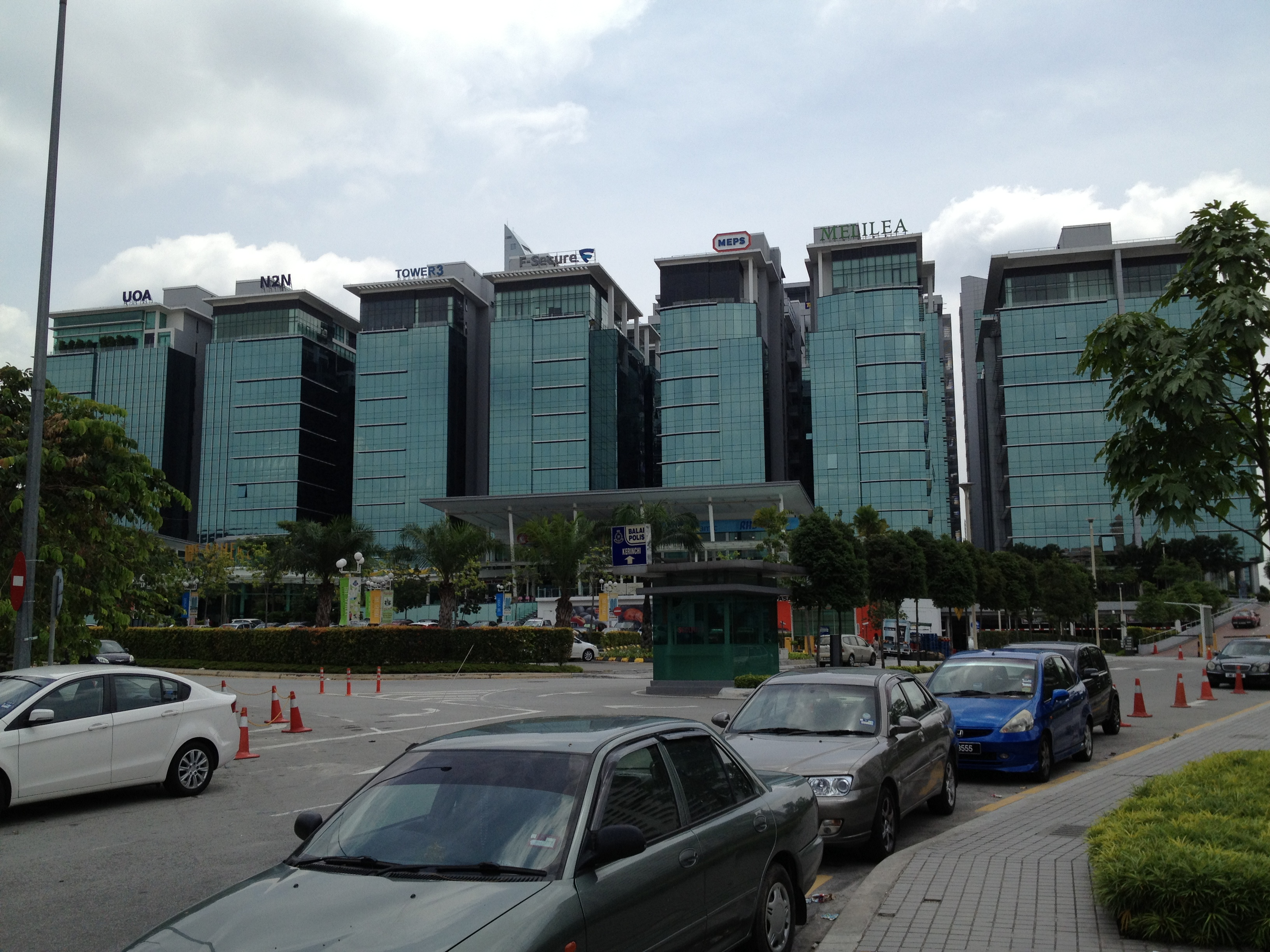 Bangsar South Pavillion and Commercial Centre